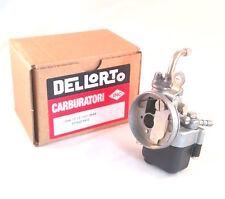 DELLORTO 13mm SHA MOPED CARBURETOR NEW Vespa Kenetic 13.13 13/13 L@@K MOPEDS