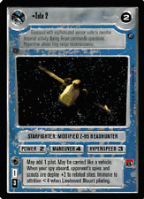 Tala 2 [Near Mint/Mint] DEATH STAR II star wars ccg swccg