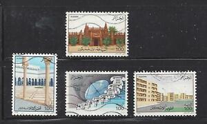 ALGERIA -886-889,930,932,941,981,1010 - USED - 1989 - 1994 ISSUES