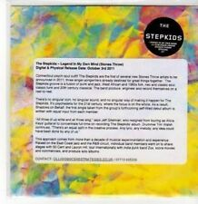 (BY462) The Stepkids, Legend In My Own Mind - 2011 DJ CD