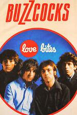 XL/XXL * NOS vtg 90s the BUZZCOCKS Love Bites t shirt * 79.18