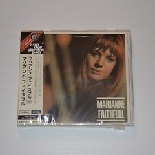 Marianne FAITHFULL - FIRST ALBUM - 2002 JAPAN CD