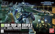 Bandai 1/144 HGUC 146 RGM-79SP GM Sniper II