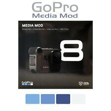 GoPro HERO8 Media Mod - VLOGGING MICROPHONE - HDMI / USB-C - YOUTUBE!