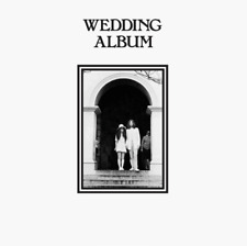 John and Yoko Wedding Album - 50th Anniversary Limited edition on White Vinyl