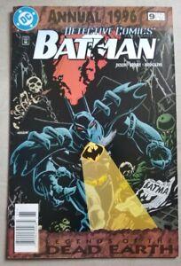 DC BATMAN DETECTIVE COMICS #9 ANNUAL 1996 VG/NM Condition