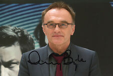 Danny Boyle, Trance, Trainspotting, Steve Jobs, signed 12x8 photo. COA. Proof.
