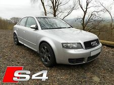 Audi S4 B6 Saloon **BREAKING** - Silver, Bose, Sat Nav, Cruise, Auto (Wheel Nut)