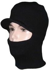 *Visor Balaclava Face Mask Winter Beanie Ski Snowboard Hat Cap Wear Stylish Warm
