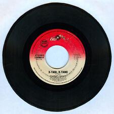 Philippines CHIMO BAYO X-Tasi, X-Tano 45 rpm Record