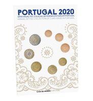 Coffret FDC Portugal 2020