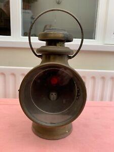 LUCAS OIL LAMP