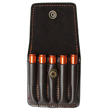 Tourbon Genuine Leather Rifle Bullet Wallet Cartridges Pouch Belt Hunting in USA