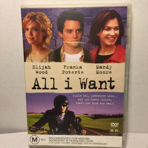 All I Want  (DVD, 2003) Region 4 PAL