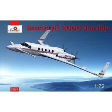 BEECHCRAFT 2000 STARSHIP N641SE 1/72 AMODEL 72273