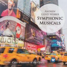 Andrew Lloyd Webber - Symphonic Musicals (Stratta) CD