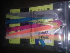 Zumba Fitness Wish Bracelets 11pk New Sealed  multicolored