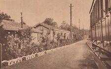 G1796 France - Gare de Verdun - Chemins de fer de l'Est - 1933 vintage print