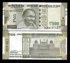 "Rs.500/- Urjit Patel  Star Note ""E"" Inset  Prefix 3LB  2017 - UNC  LATEST"