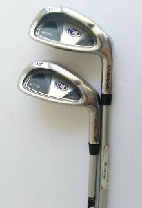 "Set of 2 WT-10 USKG Junior Irons 6 & 8 - WT-10 - 60"" Ultra Light Graphite  - RH"