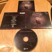 King Diamond - The Spiders Lullabye CD 2009 US remaster mercyful fate metallica