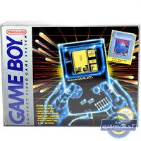 Game Boy Box Protector Original Tetris Console DMG01 0.5mm Plastic Display Case