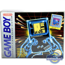 1 GameBoy Box Protector Original Tetris Console DMG01 0.5mm Plastic Display Case