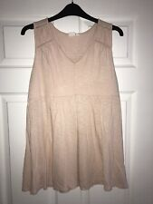 GAP Baby Pink T Shirt Top Maternity Size Small