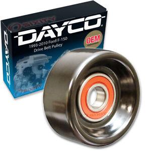 Dayco Drive Belt Tensioner Pulley for 1993-2010 Ford F-150 4.6L 5.0L 5.4L dm