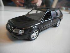 Schabak Audi A6 Avant in Black on 1:43