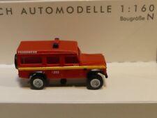 1/160 Busch N-Spur Land Rover Defender Feuerwehr 8376