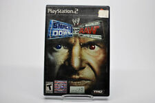 WWE Smackdown vs. RAW PS2