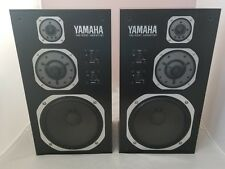 Vintage Yamaha NS-1000M Studio Monitors Floor Standing Speakers