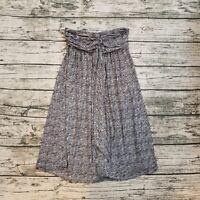 Express Women's Polka Dot Strapless Dress Size XS