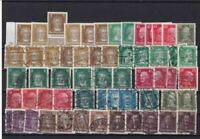 germany 1926 portraits mounted mint & used good cancels stamps ref r15190