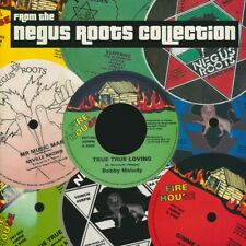 "NEW 7"" Bobby Melody - True True Loving  /  Negus Roots Players - Restore I Dub"