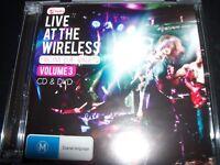 Triple J Live At The Wireless Vol 3 CD DVD Drapht Ween The Presets Tegan & Sara