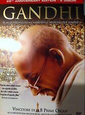 AAA Gandhi - Edizione 25° Anniversario (2 DVD) digipack fuori catalogo