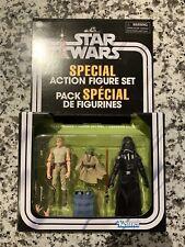 "Kenner Star Wars ""CAVE OF EVIL"" Special Action Figure Set 3.75"" New!!"
