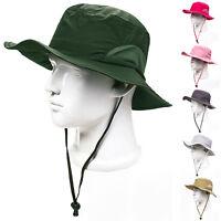 Boonie Bucket Hat Cap Fishing Hunting Safari Summer Military Men Women Sun Hats