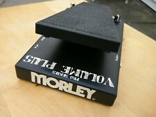 Morley Pro Series Optical Volume Plus Pedal
