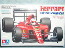 Tamiya 1/20 Ferrari 189 Portuguese GP F1 Formula One Car Kit #20024