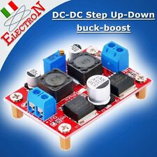 CONVERTITORE 3A DC-DC Step Up-Down buck-boost 3.5-28V a 1.25-26V LM2577S LM2596s