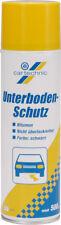 Cartechnic Unterbodenschutz Schwarz Bitumen Spraydose 500ml
