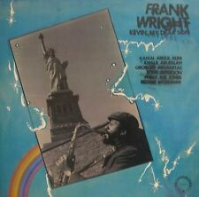 FRANK WRIGHT Kevin, My Dear Son CHIAROSCURO RECORDS Sealed Vinyl Record LP
