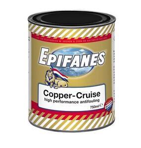 Epifanes Copper Cruise Antifouling rotbraun 2,5 Liter rot braun E6-41B