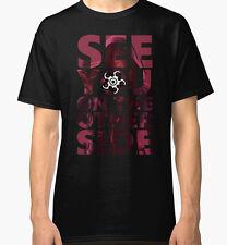 Hibana - Other Side - Rainbow Six Siege Black Tshirt Size S-2Xl