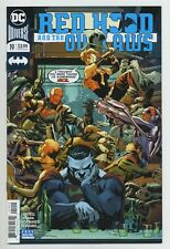 RED HOOD AND THE OUTLAWS #19 MARVEL comics NM Lobdell Takara 2018 LAST 1