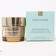 Estee Lauder Revitalizing Supreme+ Global Anti-Aging Cell power Creme 2.5oz New