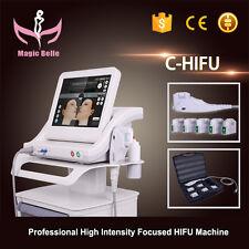 5 Cartridges HIFU Machine / HIFU Face Lift /  HIFU Body Slimming from China